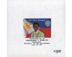 Ref. 313278 * MNH * - PHILIPPINES. 1981. PRESIDENT MARCOS . PRESIDENTE MARCOS - Célébrités
