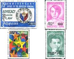 Ref. 313273 * MNH * - PHILIPPINES. 1981. NUEVO VALOR - Philippines