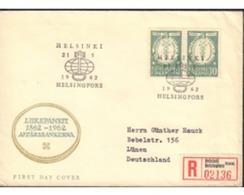 Ref. 592745 * MNH * - FINLAND. 1962. 50 ANIVERSARIO DEL PRIMER BANCO COMERCIAL - Briefe U. Dokumente