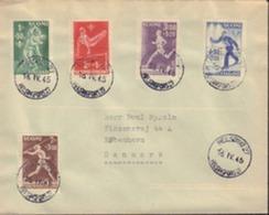 Ref. 592396 * MNH * - FINLAND. 1945. SPORT . DEPORTE - Finnland