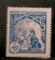 TCHECOSLOVAQUIE   N°   41 B   OBLITERE - Tchécoslovaquie