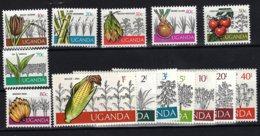 Uganda, 1975, SG 149 - 162, Complete Set Of 14, MNH - Uganda (1962-...)