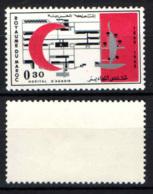 MAROCCO - 1963 - CENTENARIO DELLA CROCE ROSSA - MNH - Marocco (1956-...)