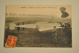 Sports Aviation L'appareil Bleriot Novembre 1907 - Meetings