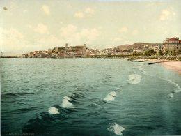 Cannes 1771 PZ Photochrom Photographie Couleur 22x16cm - Lugares