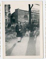 Femme Woman Ombre Shadow Id Paris à Situer Identifier Arbre Tree Etrange Surreal - Persone Anonimi
