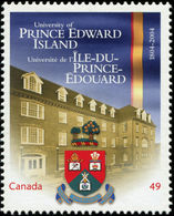 CANADA 2004, #2034  UNIVERSITY Of PRINCE EDWARD ISLAND( PEI) Single - Neufs