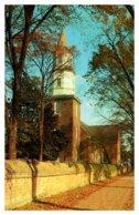 Virginia  Williamsburg Bruton Parish Church - United States