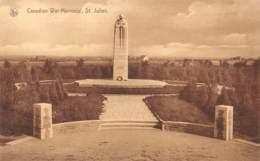Canadian War Memorial, St. Julien - Langemark-Poelkapelle