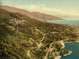 Roquebrune 1784 PZ Photochrom Photographie Couleur 22x16cm - Lugares