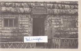 Foto Kolonie Bischofsburg Vor Dünaburg 1916 IR151 ? Sensburg ? Deutscher Soldat 1.Weltkrieg - Krieg, Militär