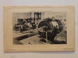 81 CAGNAC (Albi, Carmaux)  Carte Inédite Sur Delcampe En état Concours - Groupe Électrique Des Mines  DEN902 - France