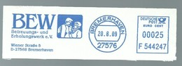 EMA METER STAMP FREISTEMPEL FAMILY FAMILIEN LOVE AMORE - Childhood & Youth