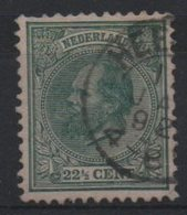 Pays-Bas  Yvert  N°  25 - Used Stamps