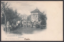 CPA - Espana / Spain -  LA VENDIMIA EN JEREZ, Descanso - Spagna
