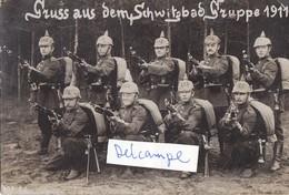 Foto Graudenz Feste Courbiere IR175 Infanterie Regiment 175 Pickelhaube Deutscher Soldat 1.Weltkrieg - Krieg, Militär