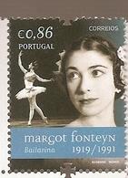 Portugal ** & World Figures Of History And Culture, Margot Fonteyn 1919-1991, Ballerina 2019 (8423) - 1910-... Republik