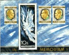 Ref. 202037 * MNH * - HUNGARY. 1968. ASTROPHILATELY . ASTROFILATELIA - Space