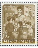 Ref. 600320 * MNH * - INDIA. 1963. CHILDREN'S DAY . DIA DE LA INFANCIA - Inde