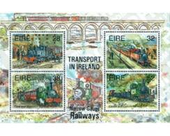 Ref. 55484 * MNH * - IRELAND. 1995. TRANSPORT IN IRELAND . TRANSPORTES EN IRLANDA - 1949-... Republic Of Ireland
