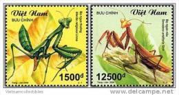 Vietnam Viet Nam MNH Perf Withdrawn Stamps 2009 : Insect (Ms984) - Vietnam