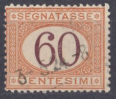 ITALIA - 1870 - Yvert Segnatasse 11, Usato, Come Da Immagine. - Segnatasse
