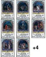 Ref. 228984 * MNH * - NICARAGUA. 1975. PASCUA. CAMINO DE LA CRUZ - Nicaragua