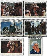 Ref. 228884 * MNH * - NICARAGUA. 1985. AÑO INTERNACIONAL DE LA MUSICA - Nicaragua