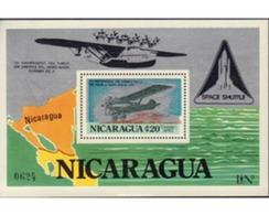 Ref. 275426 * MNH * - NICARAGUA. 1980. AVIATION . AVIACION - Nicaragua