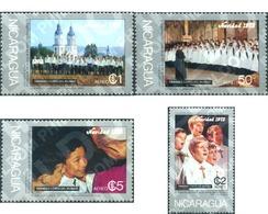 Ref. 348096 * MNH * - NICARAGUA. 1975. CHRISTMAS . NAVIDAD - Nicaragua