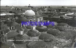 116170 MEXICO PUEBLA CHOLULA CUAULAS VISTA PARCIAL POSTAL POSTCARD - México