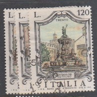 Italy Republic S 1430-1432 1978 Fountains 6th Issue,used - 1971-80: Used