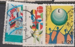 Italy Republic S 1435-1439 1978  Stamp Day,mint Never  Used - 1971-80: Used