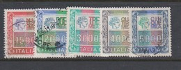 Italy Republic S 1438-1442 1978 Italia Turrita,used - 6. 1946-.. Republic