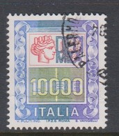 Italy Republic S 1442 A 1983 Definitive Lire 10.000  ,used - 1971-80: Used