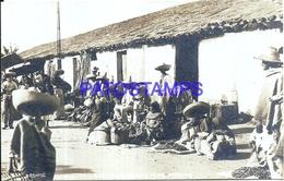 116183 MEXICO CUERNAVACA MORELOS COSTUMES MARKET POSTAL POSTCARD - Mexique
