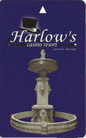 Harlow's Casino - Greenville MS - Hotel Room Key Card - Cartes D'hotel