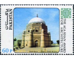 Ref. 349262 * MNH * - PAKISTAN. 1984. PREMIO DE ARQUITECTURA AGA KHAN - Pakistán