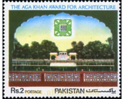 Ref. 349238 * MNH * - PAKISTAN. 1980. PALACIO AGA KHAN - Pakistán