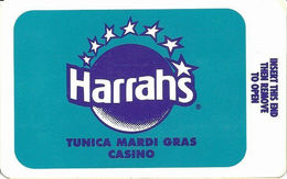 Harrah's Casino - Tunica MS - Hotel Room Key Card - Cartes D'hotel