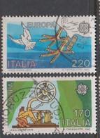 Italy Republic S 1460-1461 1979 Europa ,used - 1971-80: Used