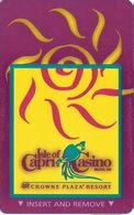 Isle Of Capri Casino - Biloxi MS - Hotel Room Key Card - Hotel Keycards