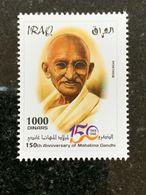 IRAQ 2019 MNH 150th Anniversary Of The Mahatma Gandhi Stamp LTD India - Iraq