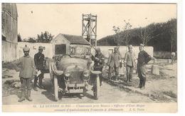 20057 - Ambulanciers Français&Allemands - Weltkrieg 1914-18