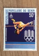 Benin 1979 Anne Preolympique Athletics - Bénin – Dahomey (1960-...)