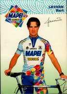LEYSEN BART...VOIR DOS ...CPM ANIMEE - Cyclisme