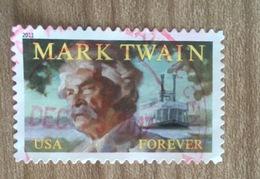 USA 2011 Mark Twain Forever Boats - Oblitérés