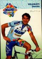 BRAMATI DAVIDE...VOIR DOS ...CPM ANIMEE - Cyclisme