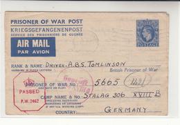 G.B. / P.O.W. - 1902-1951 (Re)