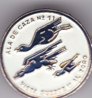 ALA DE CAZA N°11 - Badges & Ribbons